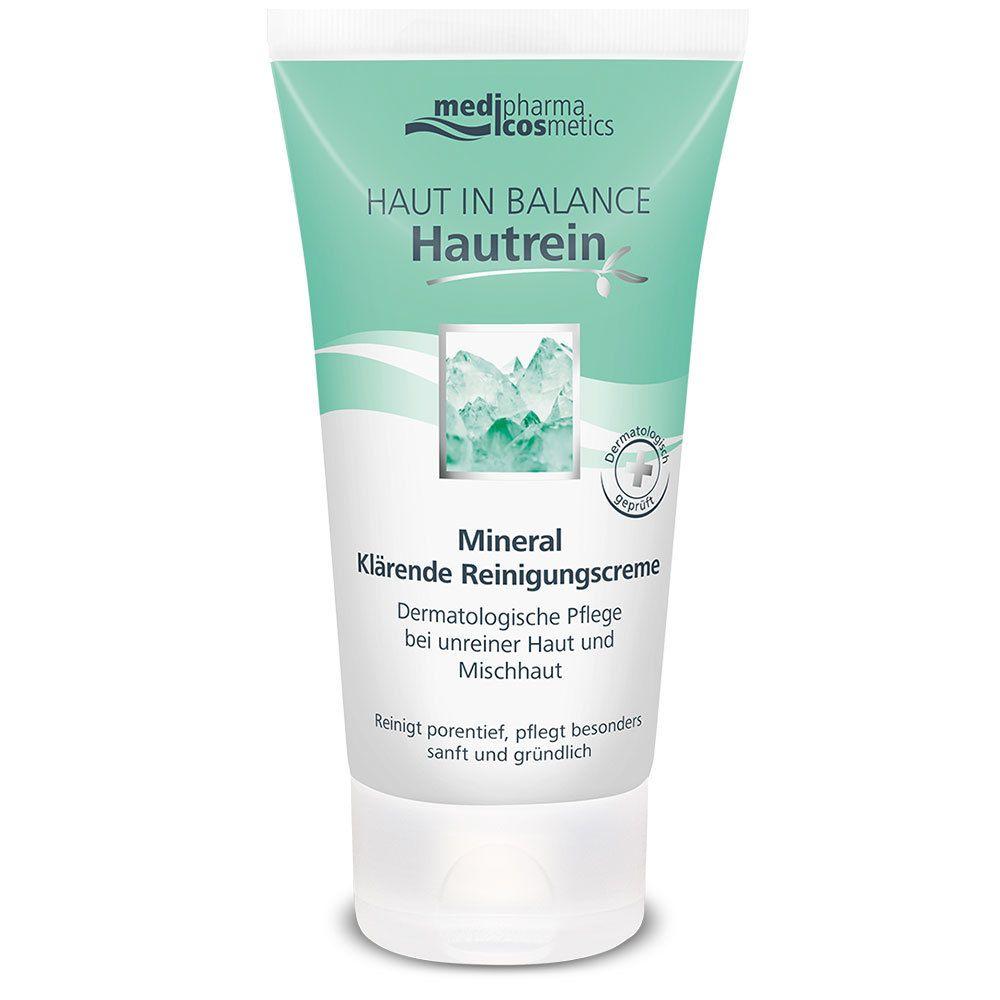 medipharma cosmetics Haut in Balance Mineral Klärende Reinigungscreme