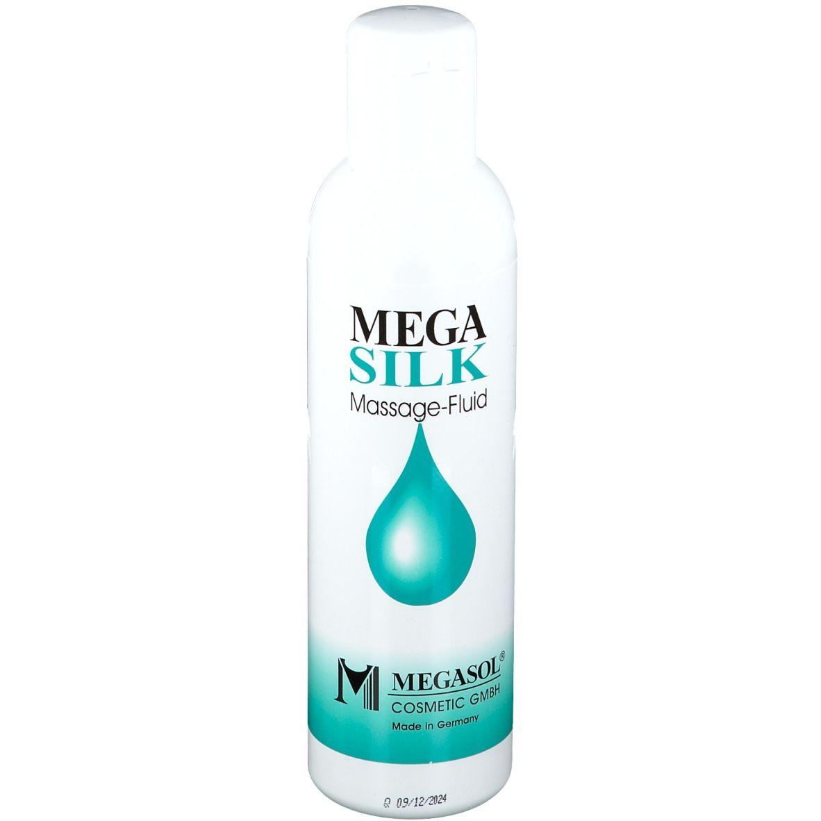 MEGA SILK Massage-Fluid