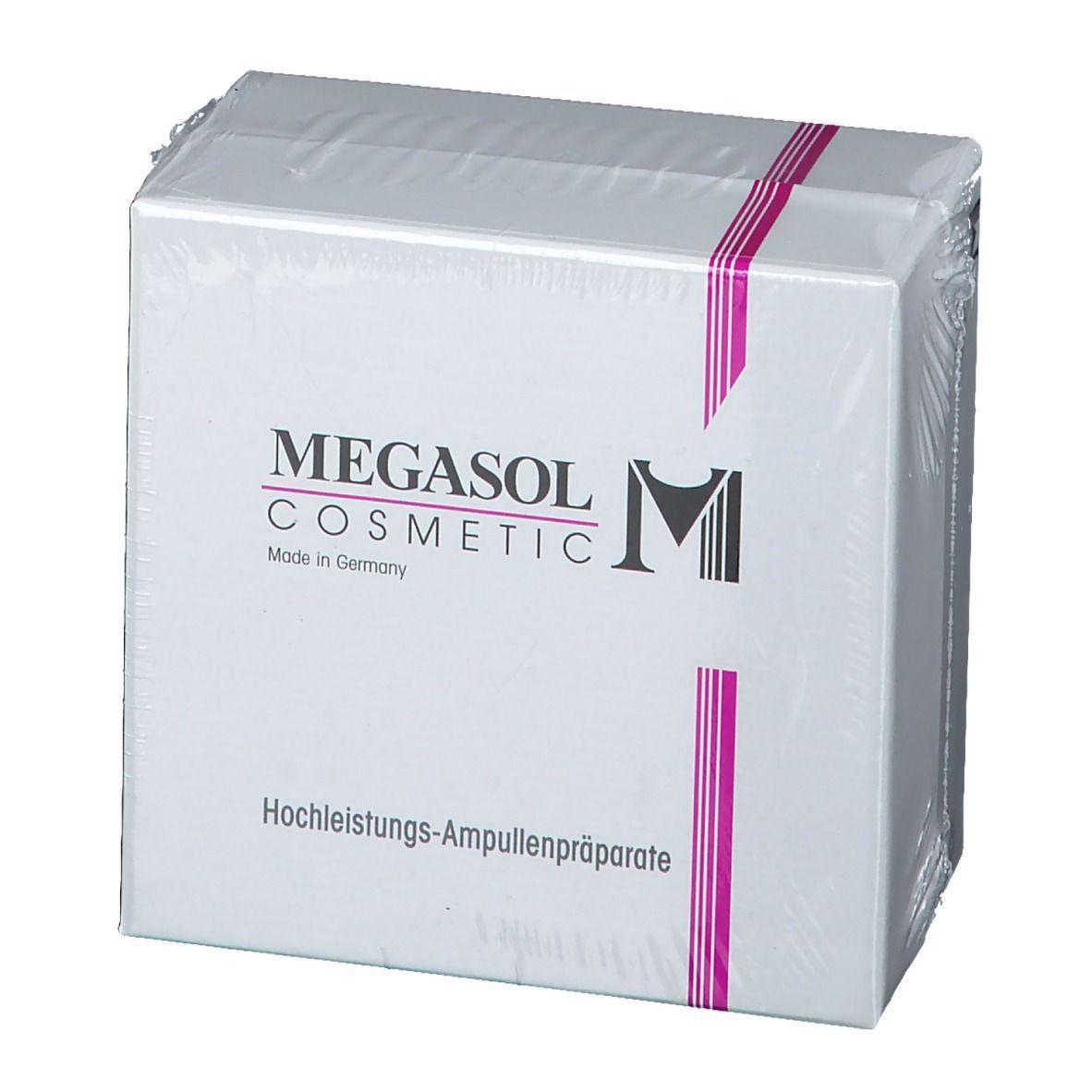MEGASOL COSMETIC Hyaluron Ampullen