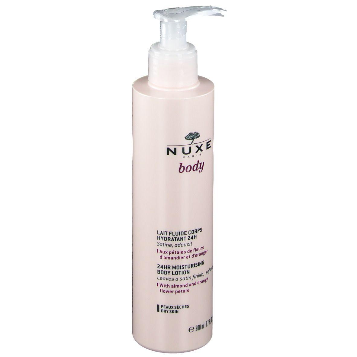 NUXE body Feuchtigkeits-Bodylotion