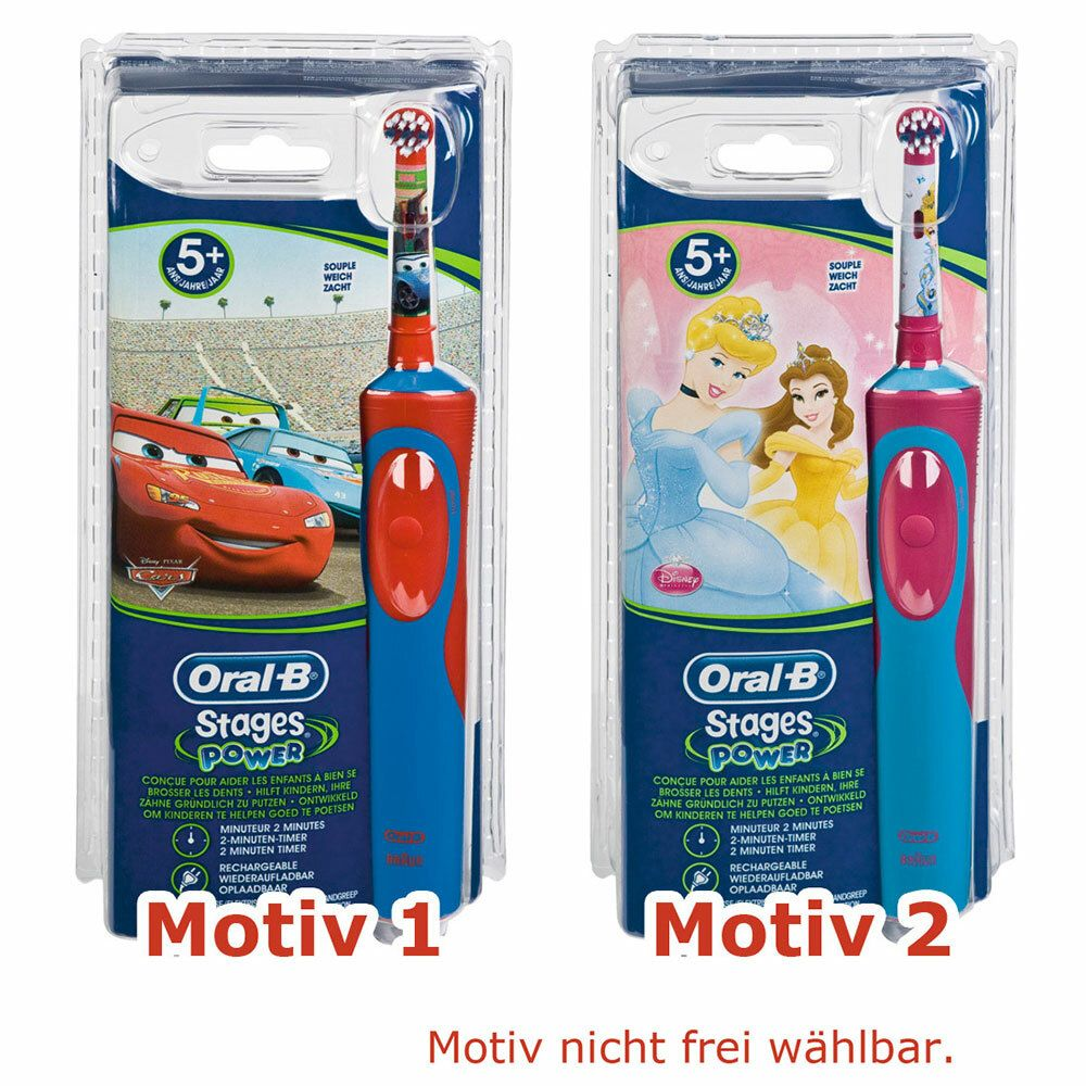Oral-B® Stages Power cls