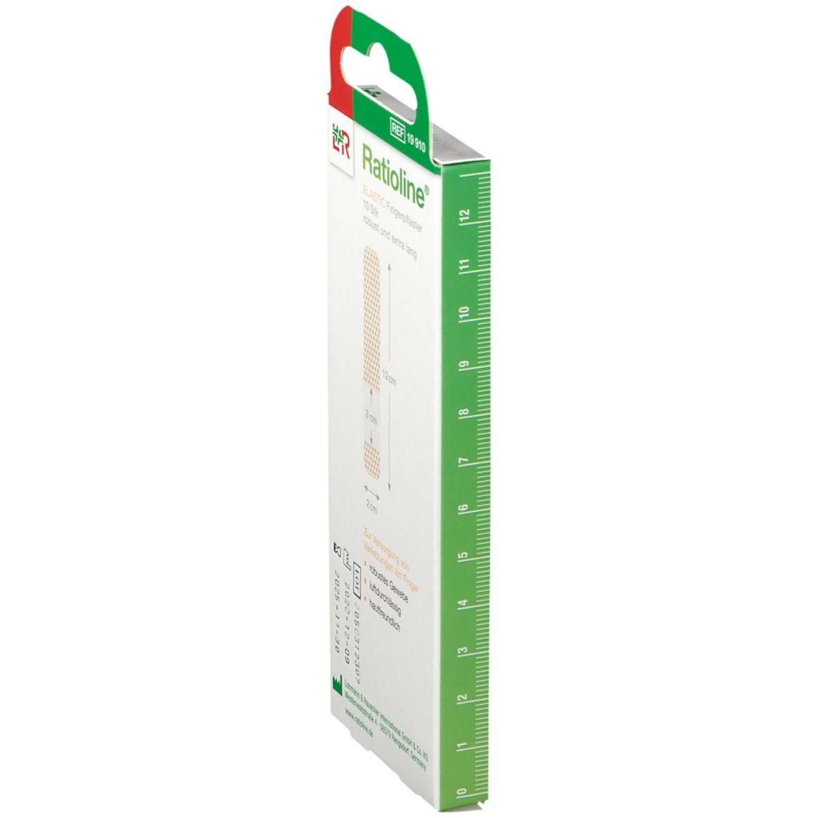 Ratioline® elastic Fingerverband 2 x 12 cm