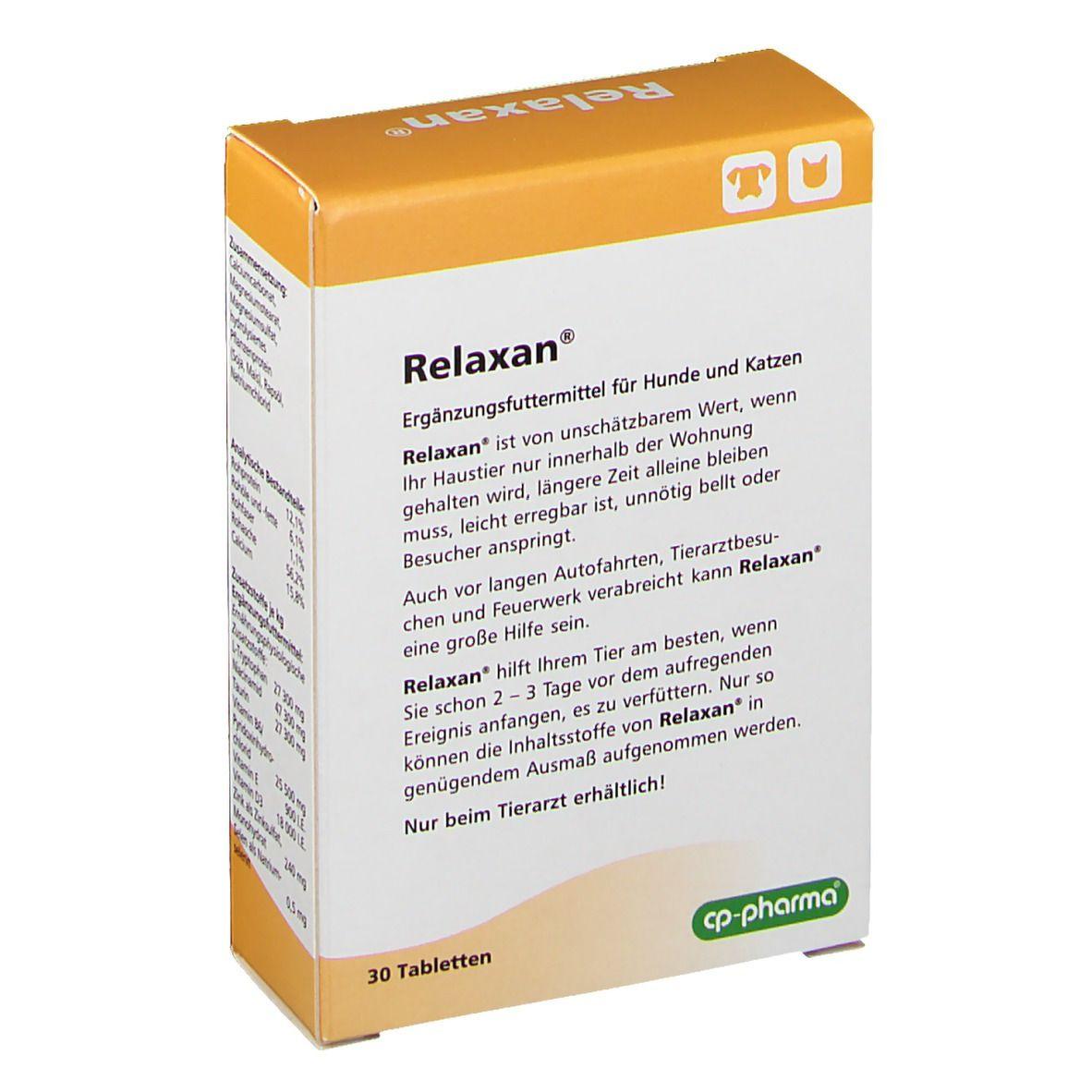 Relaxan® Tabletten