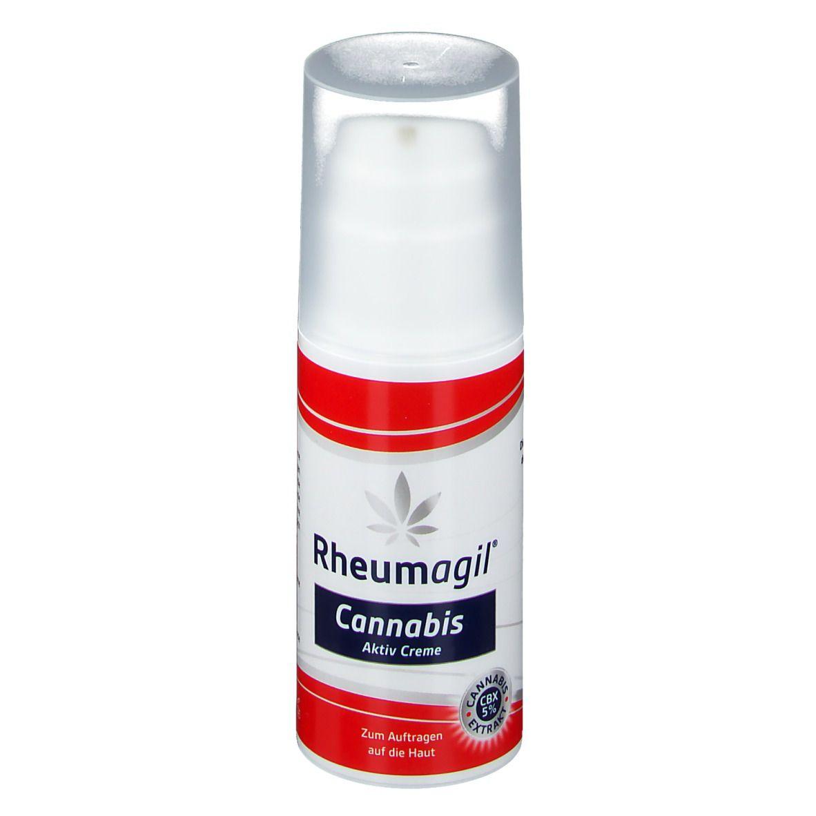 Rheumagil ® Cannabis Aktiv Creme