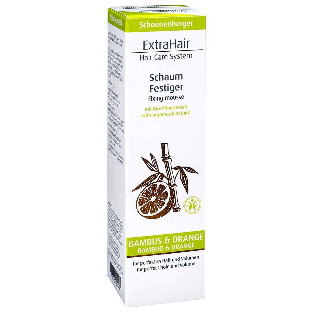 Schoenenberger® ExtraHair® Hair Care System Schaumfestiger