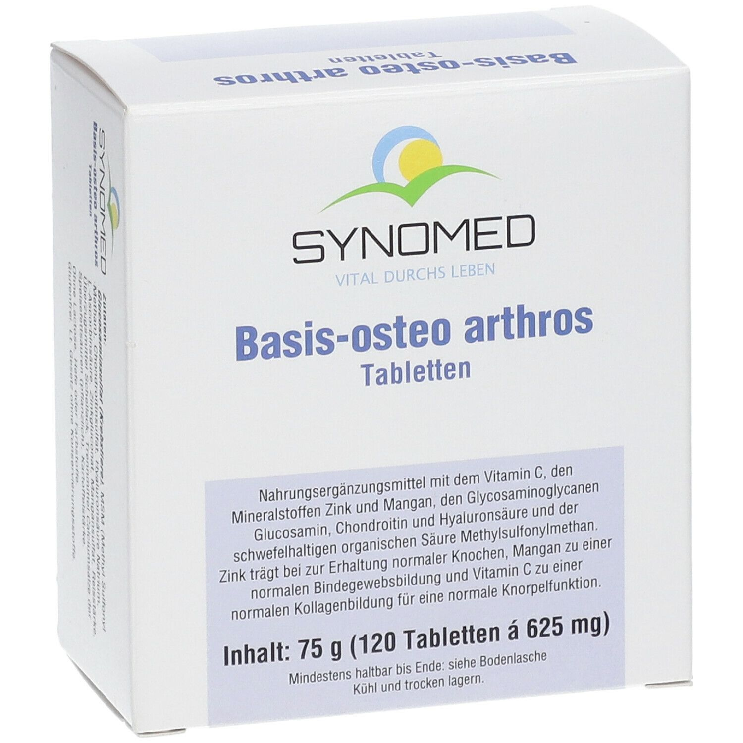 SYNOMED Basis-osteo arthros