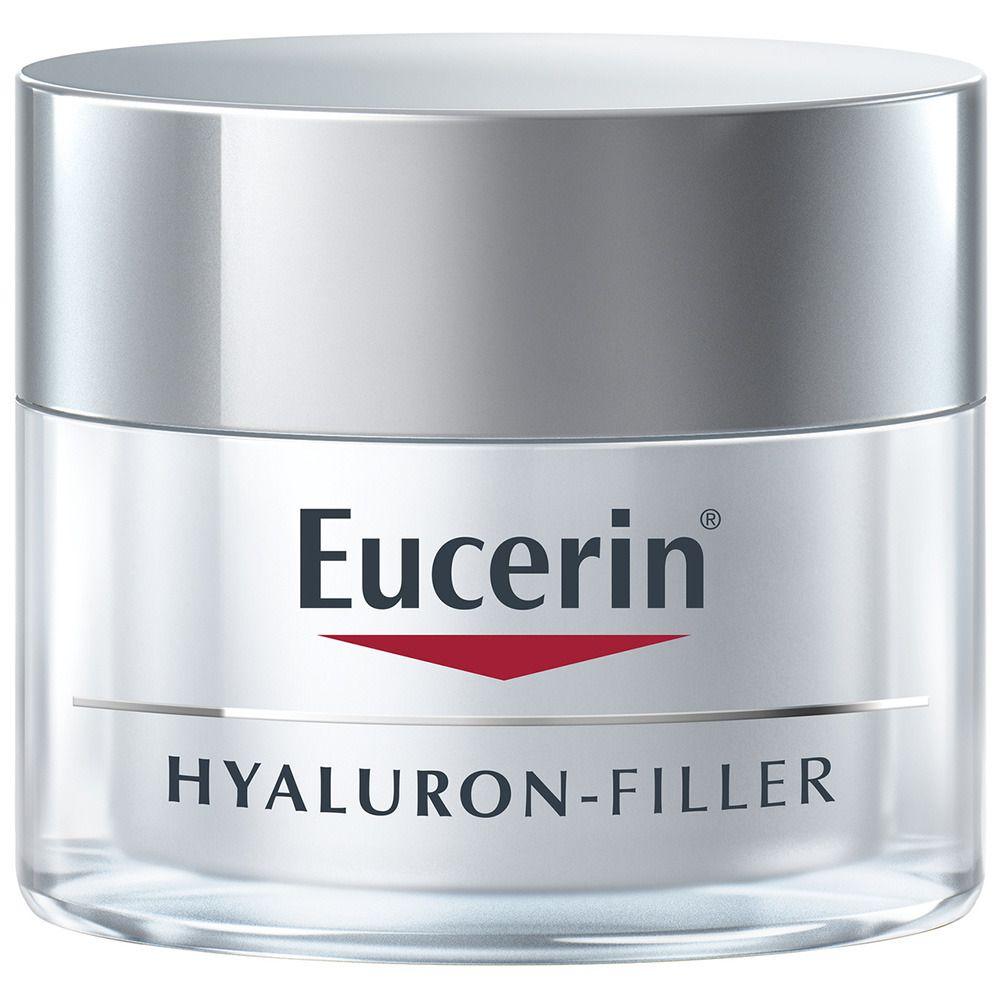 T. Eucerin® Anti Age HYALURON-FILLER Tagescreme trockene Haut