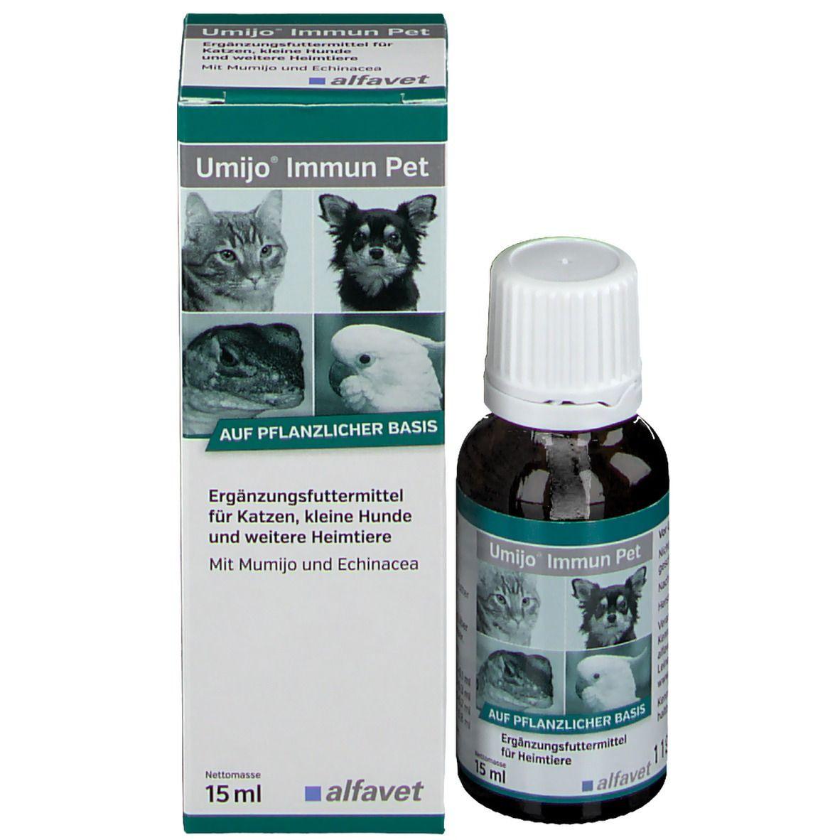 Umijo® Pet für Katzen und Heimtiere