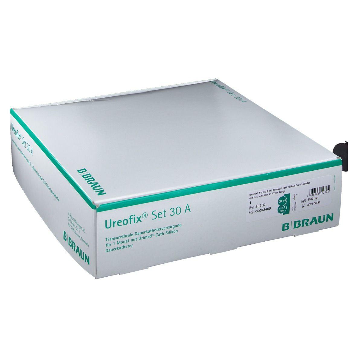 Ureofix® Ballonkathete Silikon Ch 14 Set