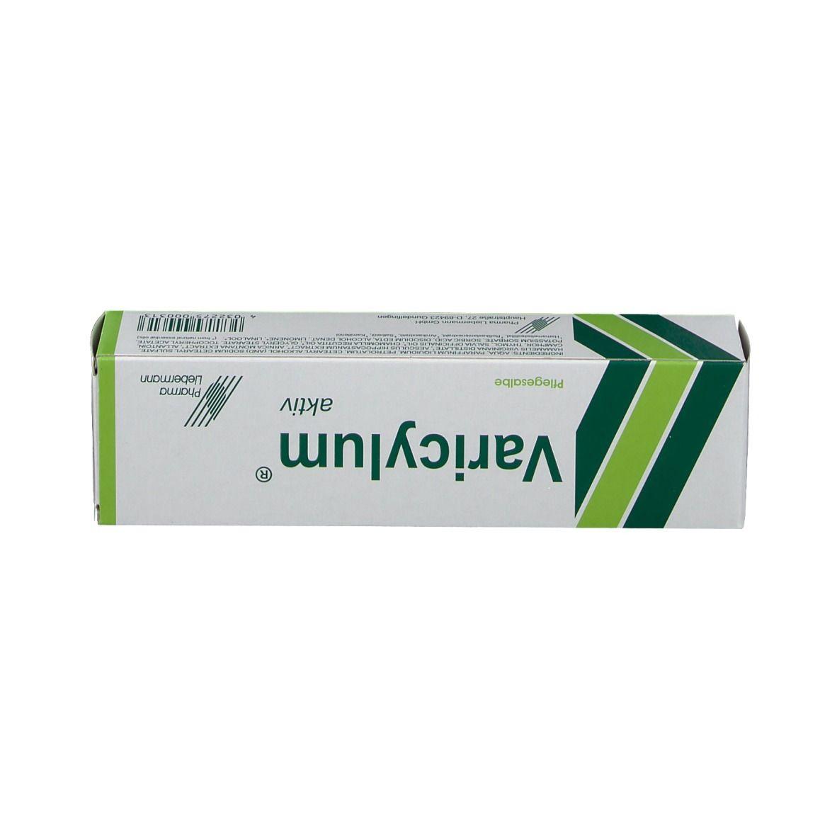 Varicylum® aktiv Pflegesalbe