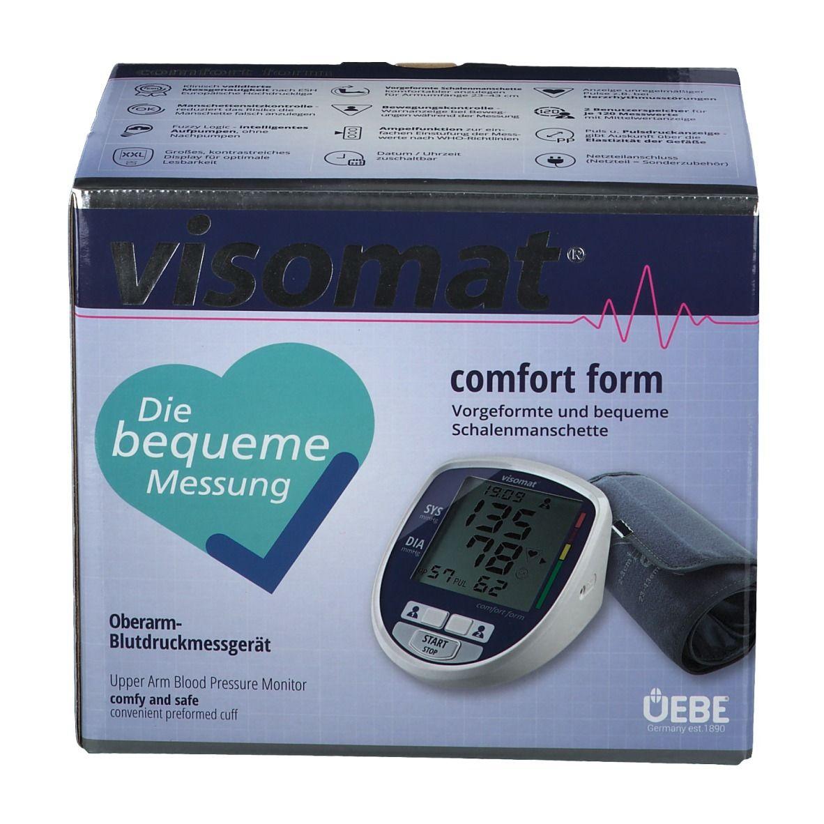 visomat® comfort form Oberarm Blutdruckmessgerät