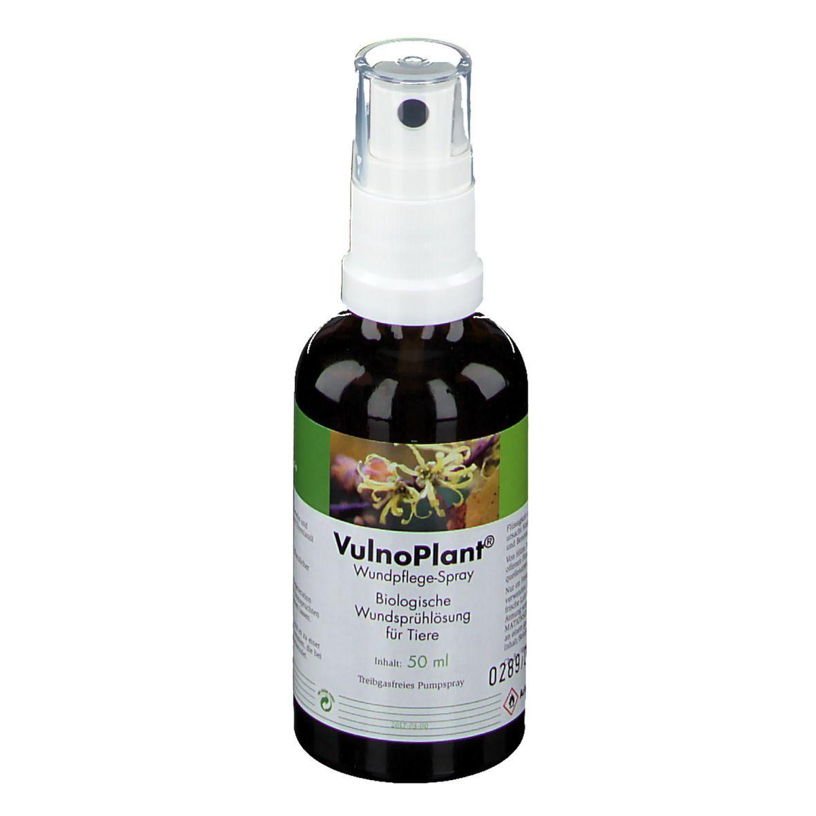 VulnoPlant® Pflegespray für Tiere