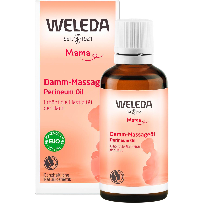 Weleda Damm-Massageöl