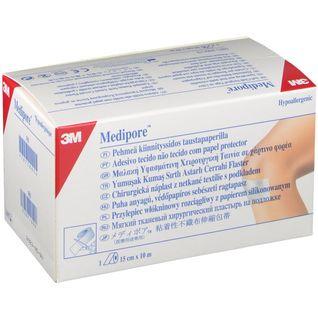 3M Medipore Fixiervlies hypoallergen 15 cm x 10 m