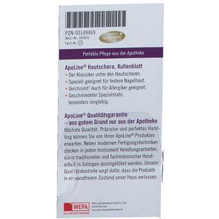 ApoLine® Hautschere mit Kullenblatt