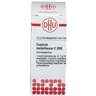 DHU Cuprum Metallicum C200