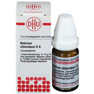 DHU Natrium Chloratum D6