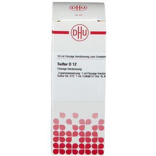 DHU Sulfur D12