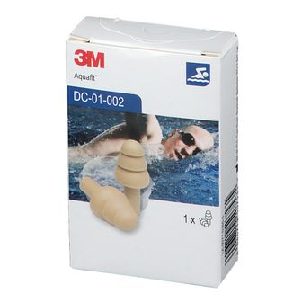 3M™ E-A-R™ Aquafit™ Gehör-Schwimmschutz