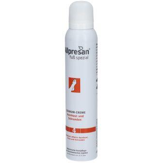 Allpresan® Fuß spezial Original Schaum Creme Nr. 4 Hornhaut und Schrunden