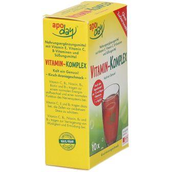 apoday® Vitamin-Komplex Kirsch-Aronia