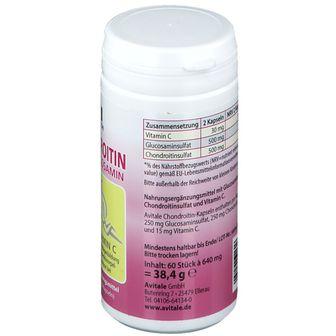 Avitale Chondroitin + Glucosamin