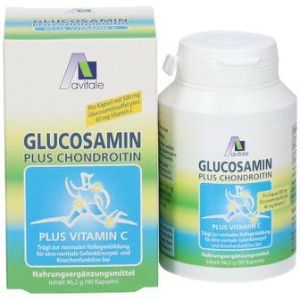Avitale Glucosamin 500 mg + Chondroitin 400 mg