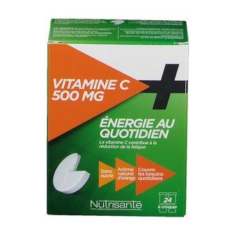 B. Nutrisanté Vitamine C 500MG GRATIS Aangeboden