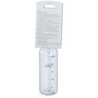 Baby-Frank® Babyflasche 250 ml Silikonsauger 0 - 6 Monate