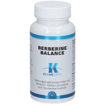 Berberine Balance Kapseln