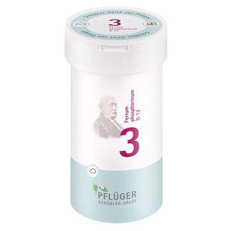 Biochemie Pflüger® Nr. 3 Ferrum phosphoricum D12 Pulver