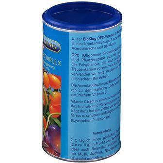 BioKing Bio OPC Vitamin C -Komplex