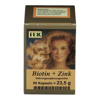 Biotin + Zink