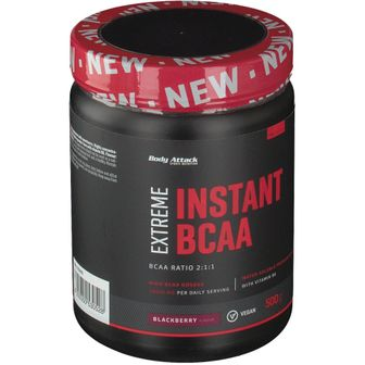 Body Attack Extreme Instant BCAA Blackberry
