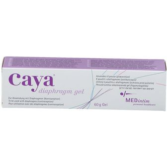 Caya Diaphragma Gel