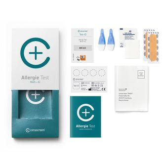Cerascreen® Milch- und Ei- Allergietest
