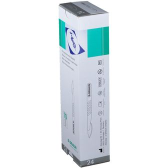 Cutfix® Einmal Skalpelle Gr. 24