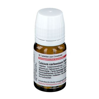 DHU Calcium Carbonicum Hahnemanni D12