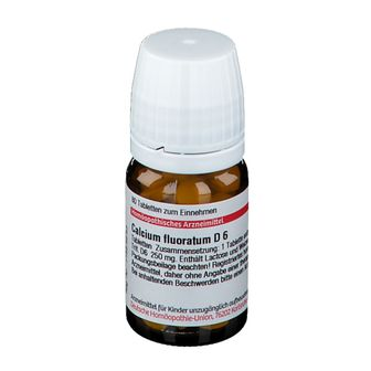 DHU Calcium Fluoratum D6