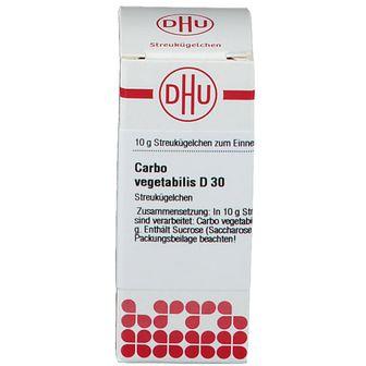 DHU Carbo Vegetabilis D30
