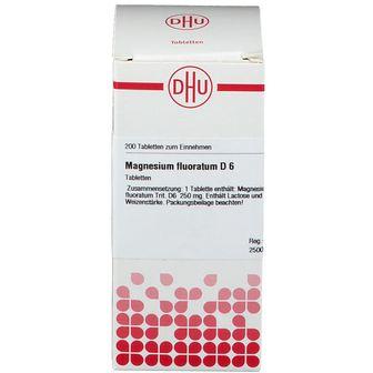 DHU Magnesium Fluor D6