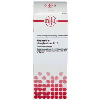 DHU Magnesium Phosphoricum D12