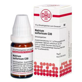 DHU Natrium Sulfuricum C30