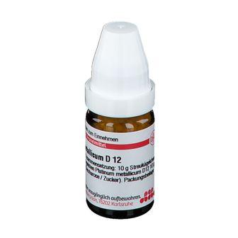 DHU Platinum Metallicum D12
