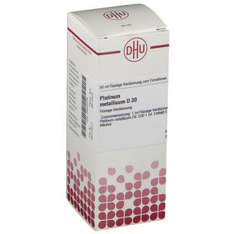 DHU Platinum Metallicum D30