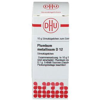 DHU Plumbum Metallicum D12