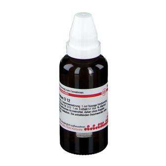 DHU Secale Cornutum D12