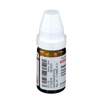 DHU Secale Cornutum D30