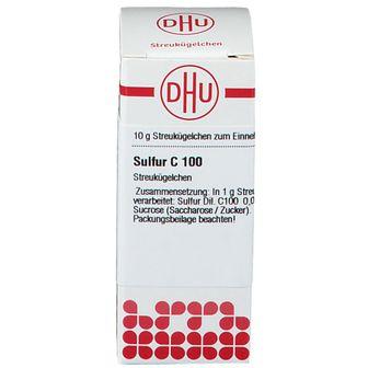 DHU Sulfur C100