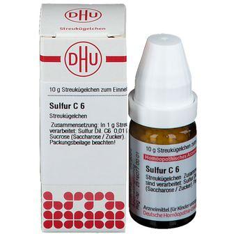 DHU Sulfur C6